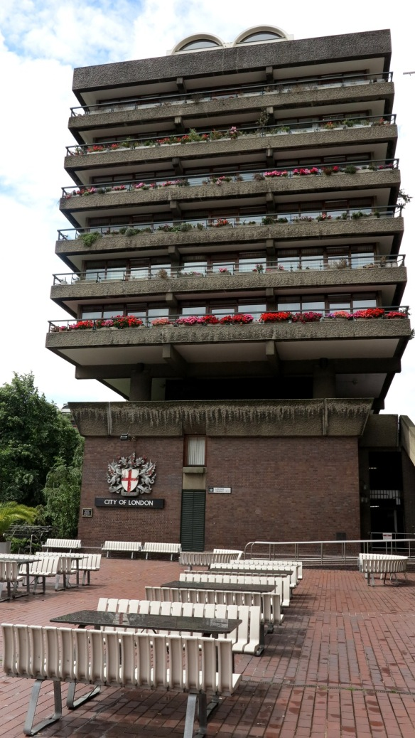 barbican tower